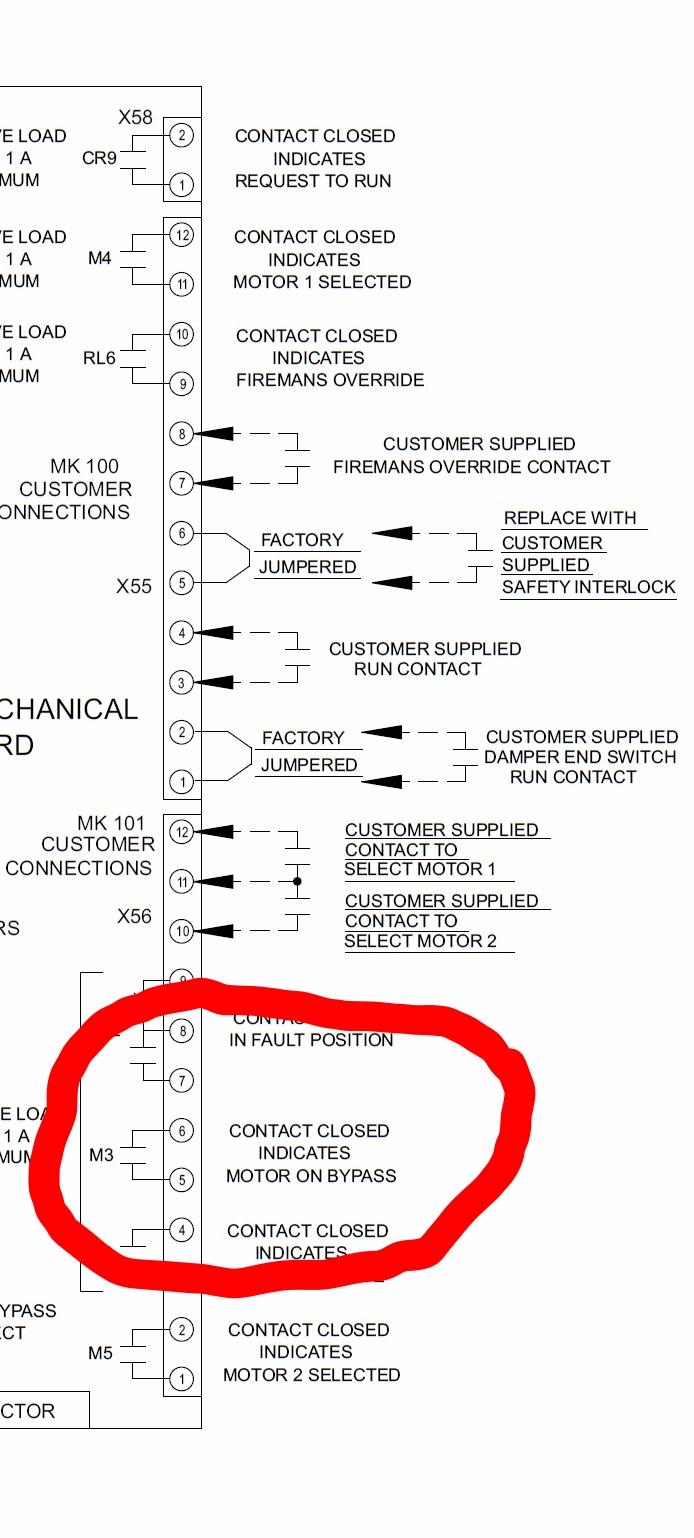 Monitoring Danfoss Vfd In  U0026quot Bypass U0026quot   U2014 Incontrol