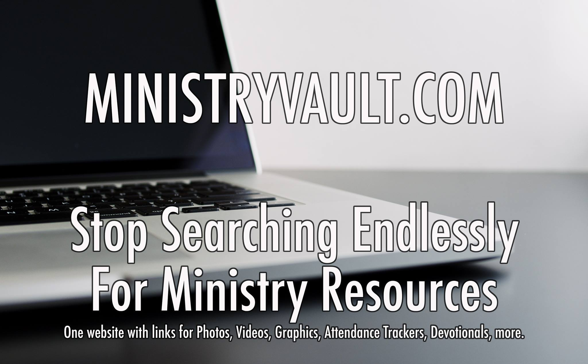Click for More Ministry Resources
