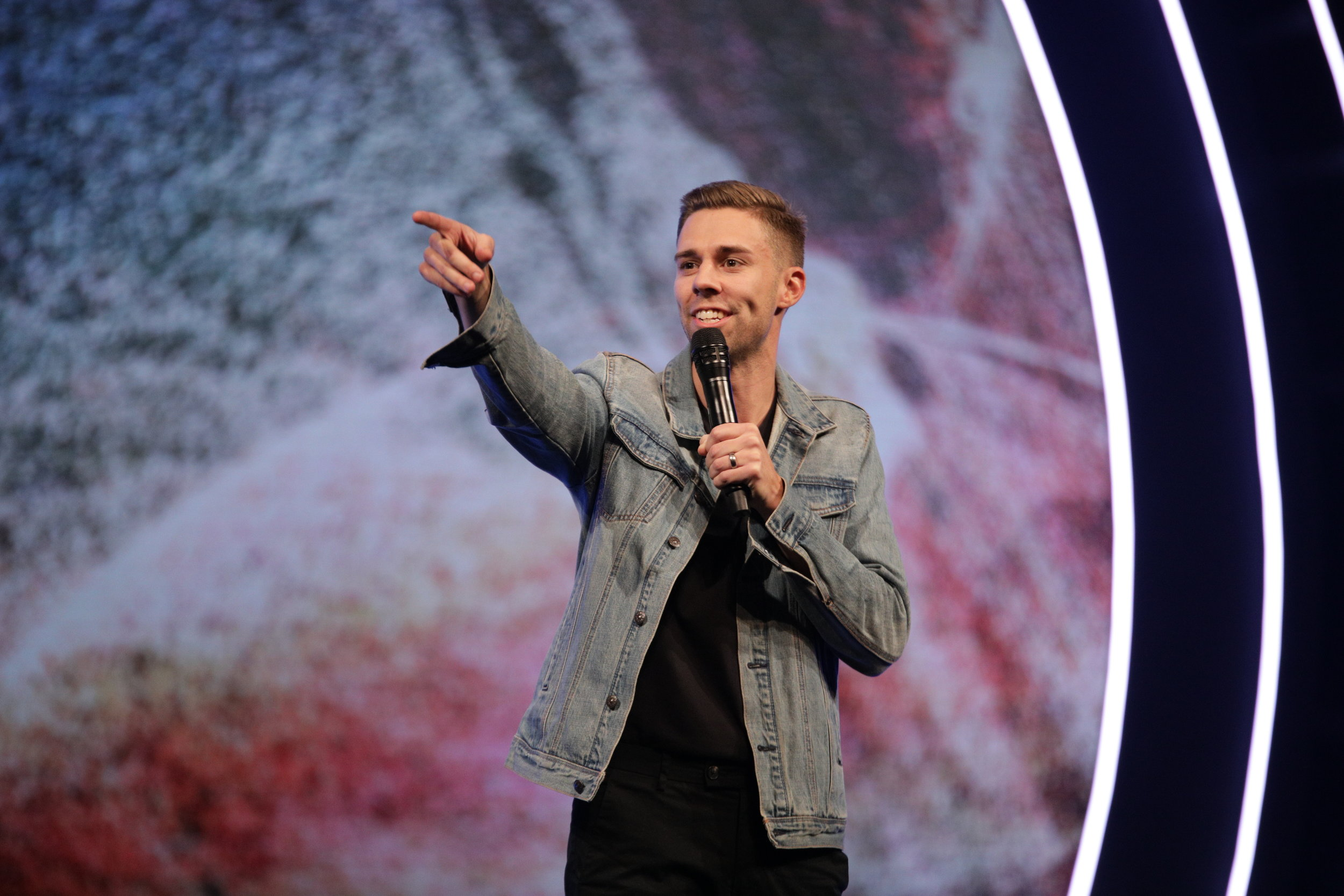 Austin Westlake- District Youth Director     Austin Westlake is a third generation Assemblies Of God minister who first heard the call to preach at the age of 16 while attending The Assemblies Of God National Youth Conference. He went on to attend Central Bible College where he met his wife Lauren and graduated with a Bachelor's Degree in Church Leadership. Upon graduation Austin and Lauren became youth pastors at Sheffield Family Life Center in Kansas City, Missouri which is one of the largest multicultural churches in the midwest. Together, Austin and Lauren spent over five years in Kansas City ministering in both the inner city of and greater metropolitan area. Austin loves to preach the Gospel and is passionate about building the local church by resourcing leaders and helping young people step into their calling.    Together Austin and Lauren have a son, Jude, who brings so much joy to their family.    Austin enjoys good coffee, watching KC Royals baseball, and vacations to Disney World.    He also lives by this rule: Why would you go camping when you can go shopping?