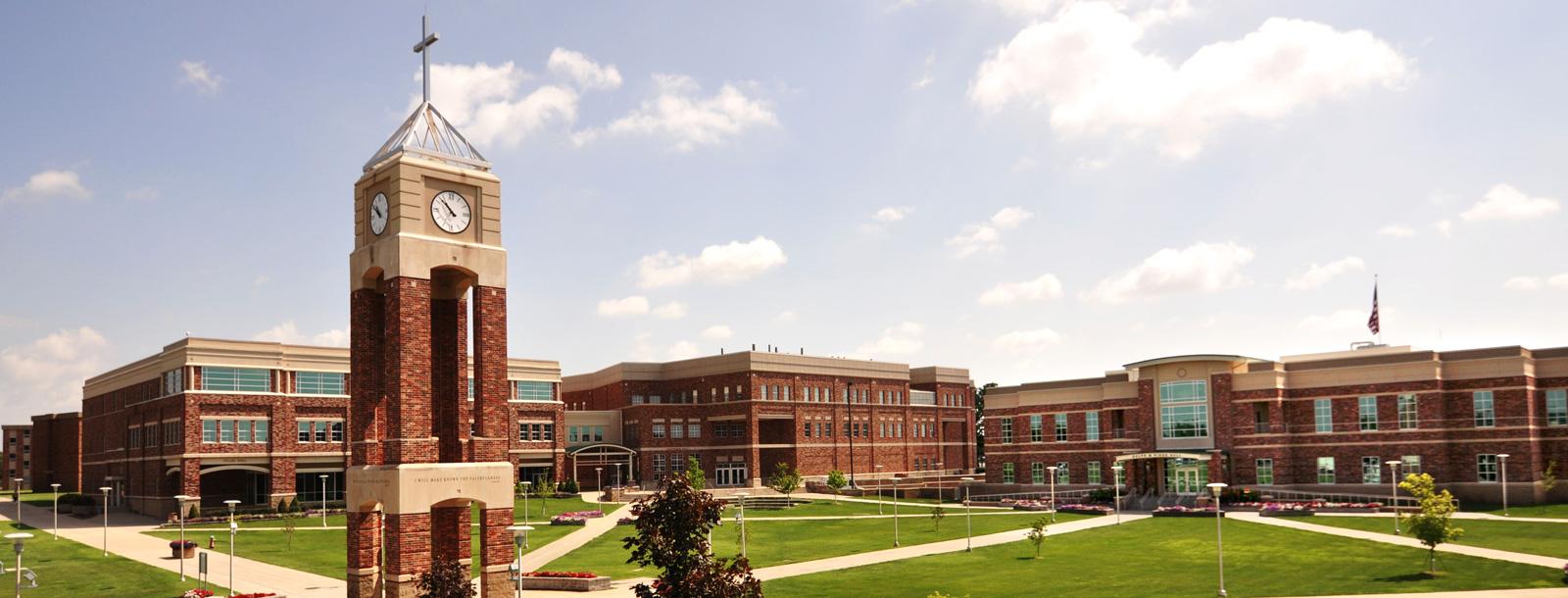 Evangel University. Springfield, MO.