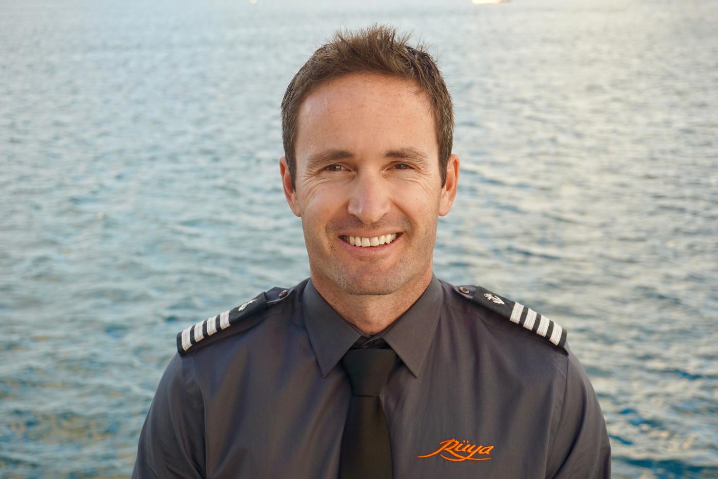 Captain, Walter Reynolds, New Zealand