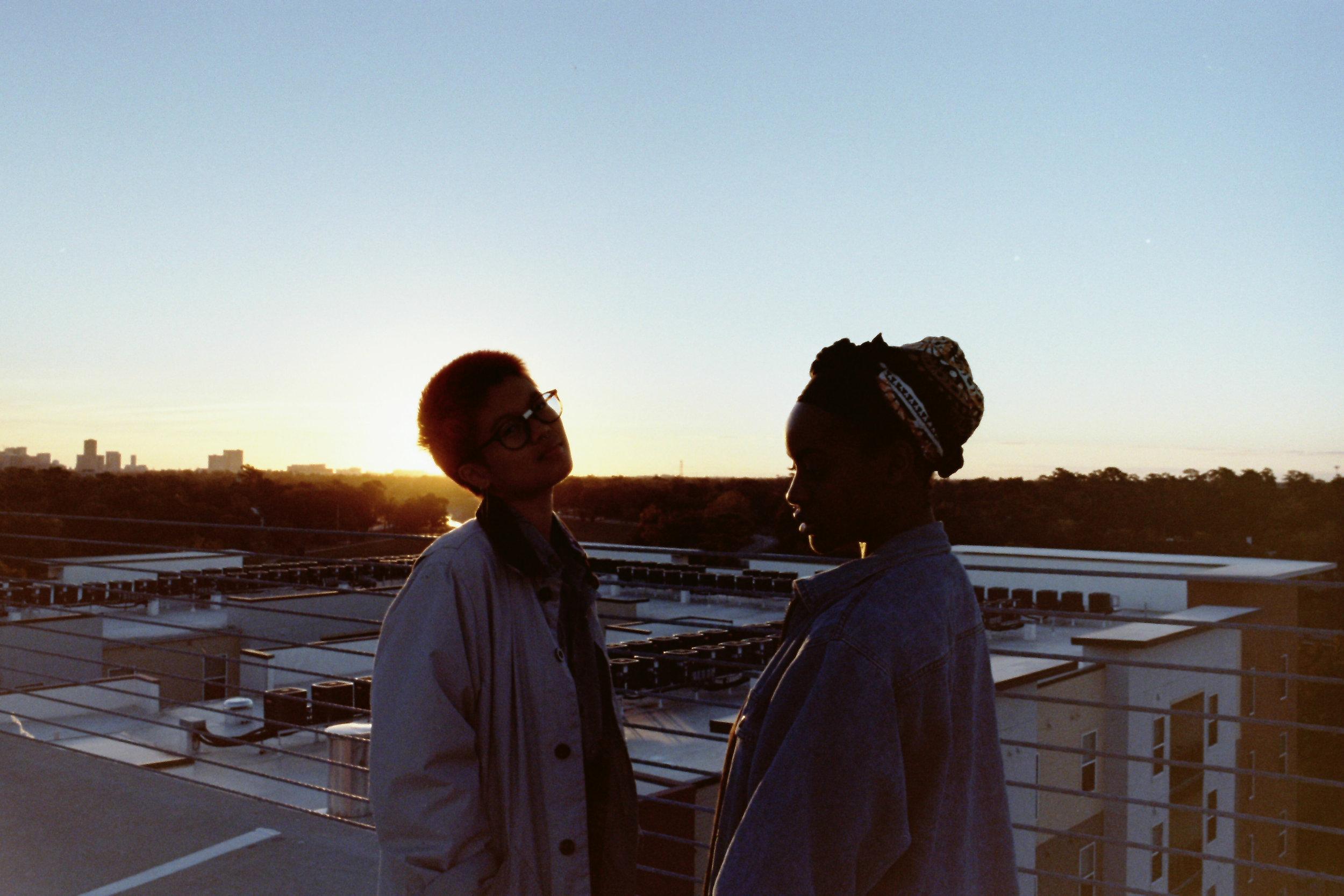 Tonya & Chidi (2016)