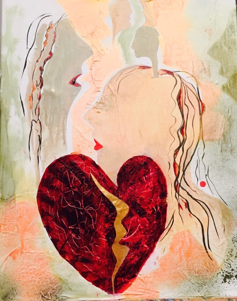 """""""Life Cut Short"""" by Joanne Allison"""