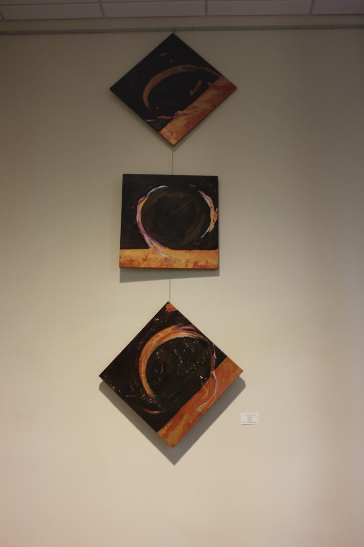"""Tryptic"" by Judith Schwab"