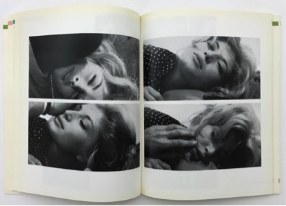 Four times Monica Vitti.  L'Avventura , the 1960 film in which nothing much happened. It's emptiness made a big impression. Antonioni and Vitti became double famous. She starred in his next three films  La Notte, L'Eclisse, Il Desserto Rosso.
