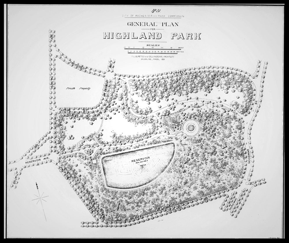 History and Olmsted Legacy -