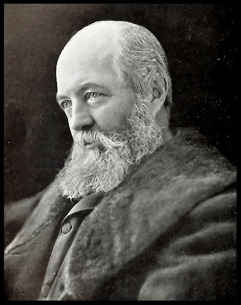 Frederick Law Olmsted - Father of American Landscape Architecture
