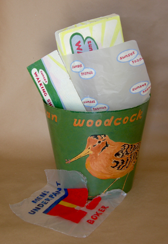 Woodcock Wastecan, Sunset Shoebox, and Package 2014-2015