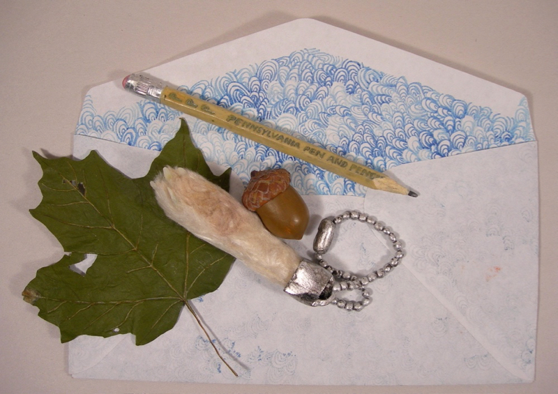 Various things gathered together
