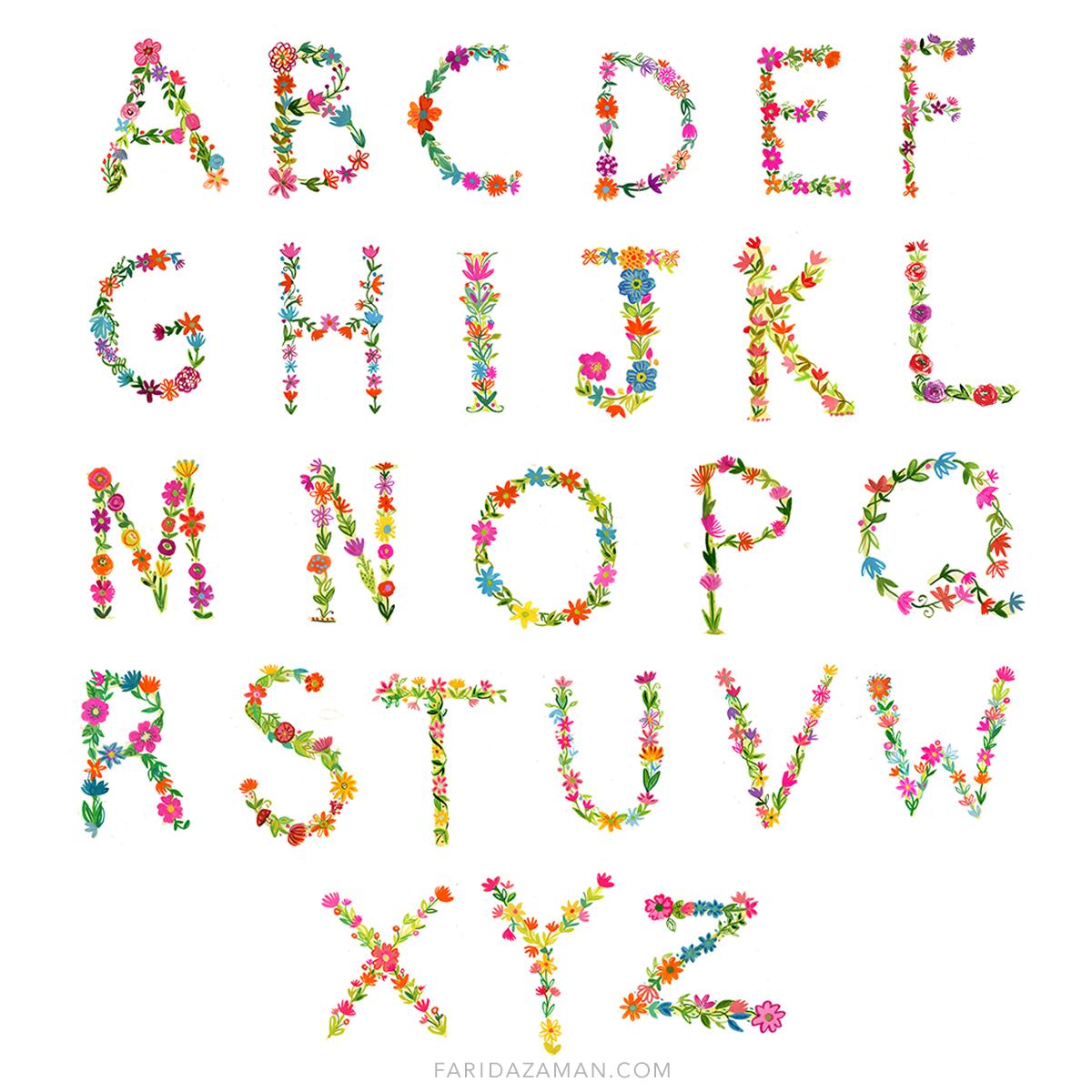 SID23163 _Floral Alphabet150.jpg