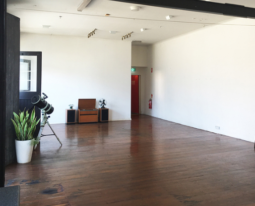 The space at Top Floor at Wellington