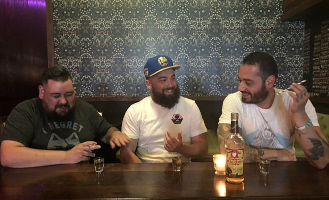 Franco, Will Young, Malort, & Danny O @ Spilt Milk in Chicago