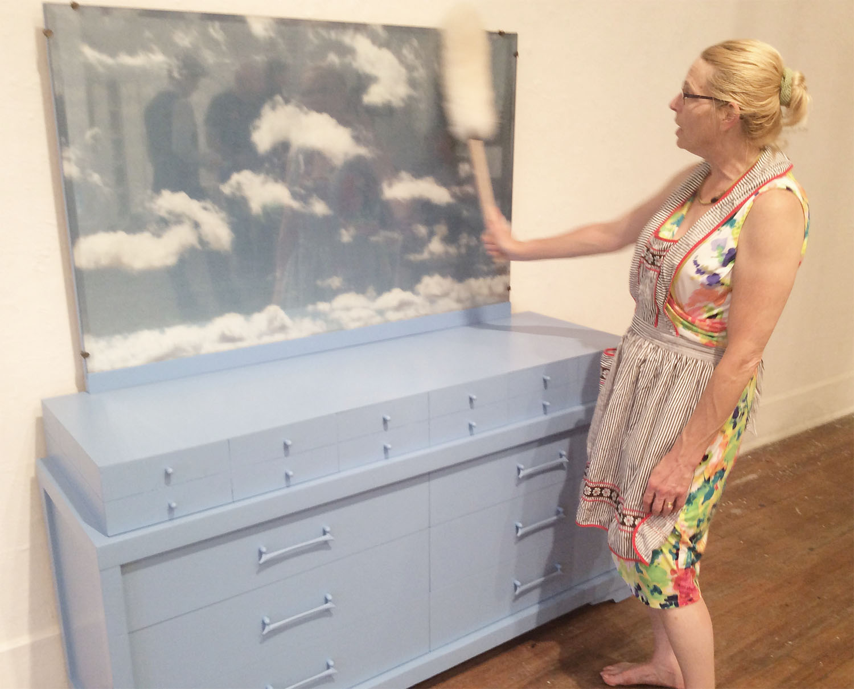 Dresser, Laura Phelps Rogers, Digital Image on silk over mirror.jpg