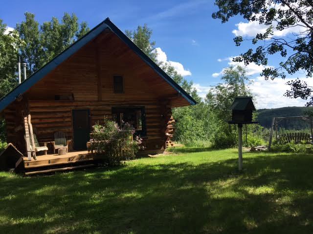 Ringing Cedars-Cabin Front Door.jpg