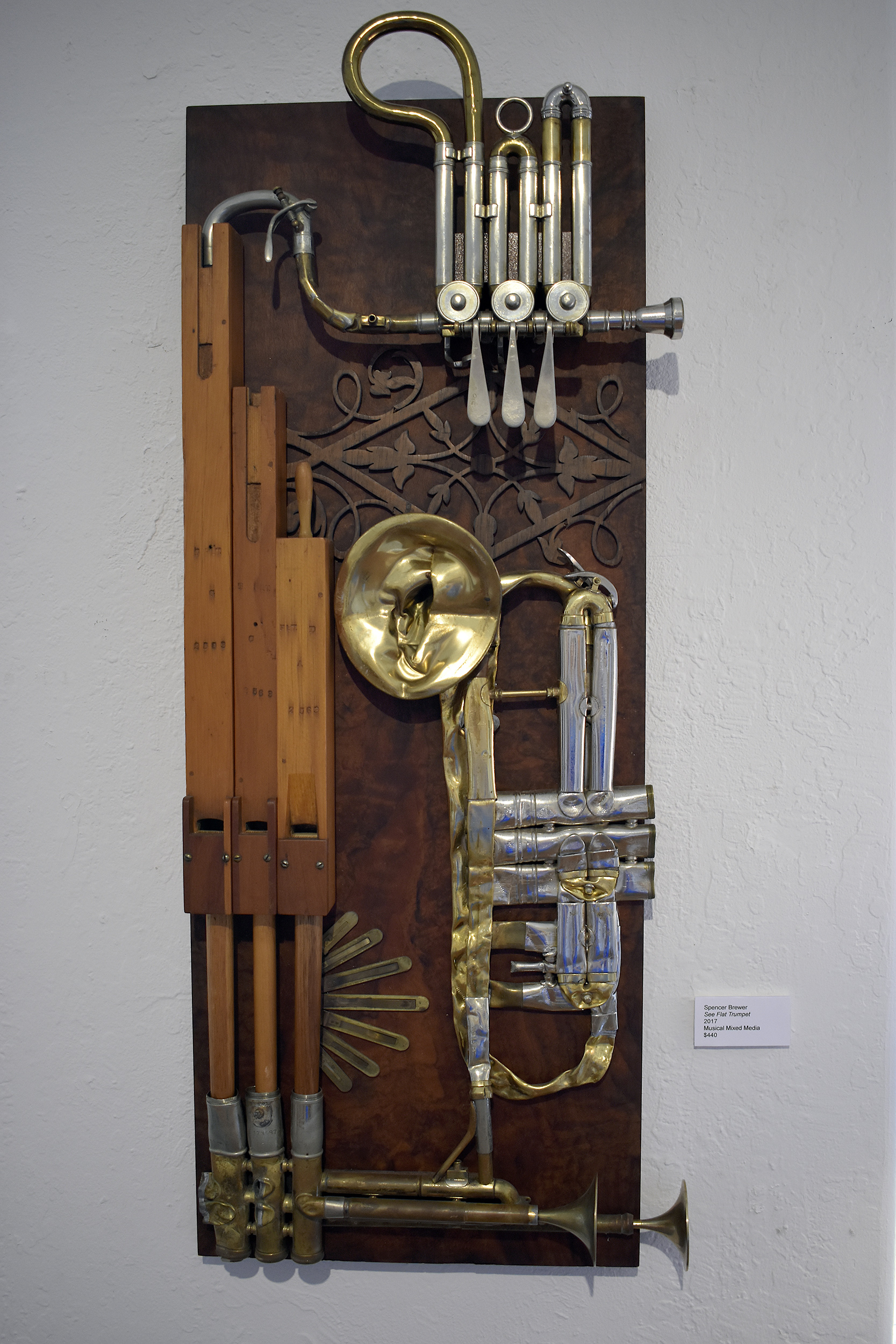 See Flat Trumpet
