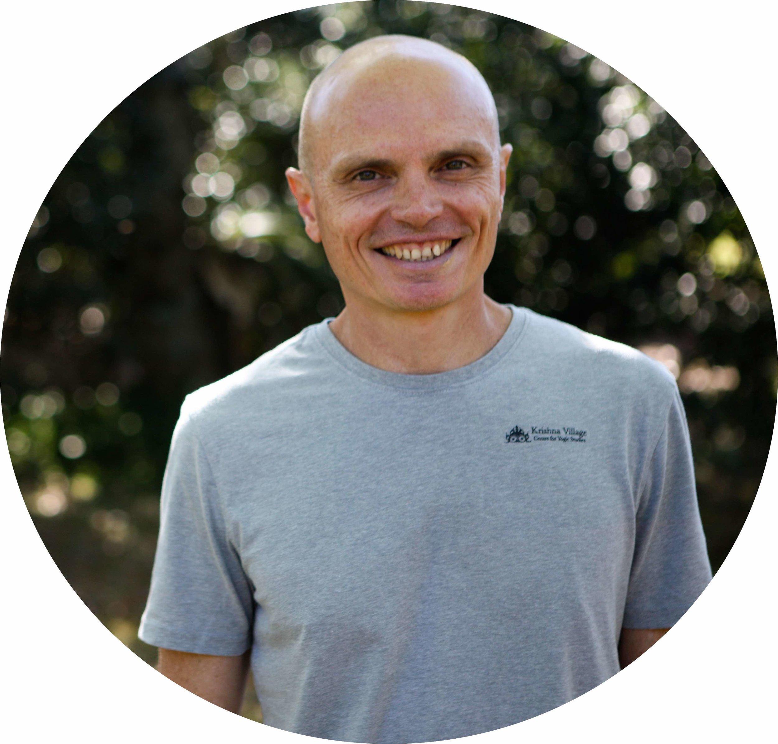 Michael  - Senior Yoga teacher
