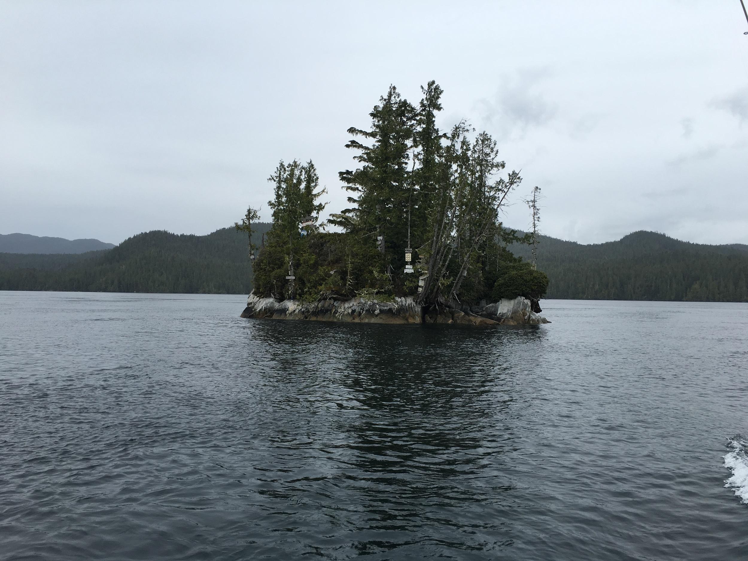 Quado Island  Photo: Zach