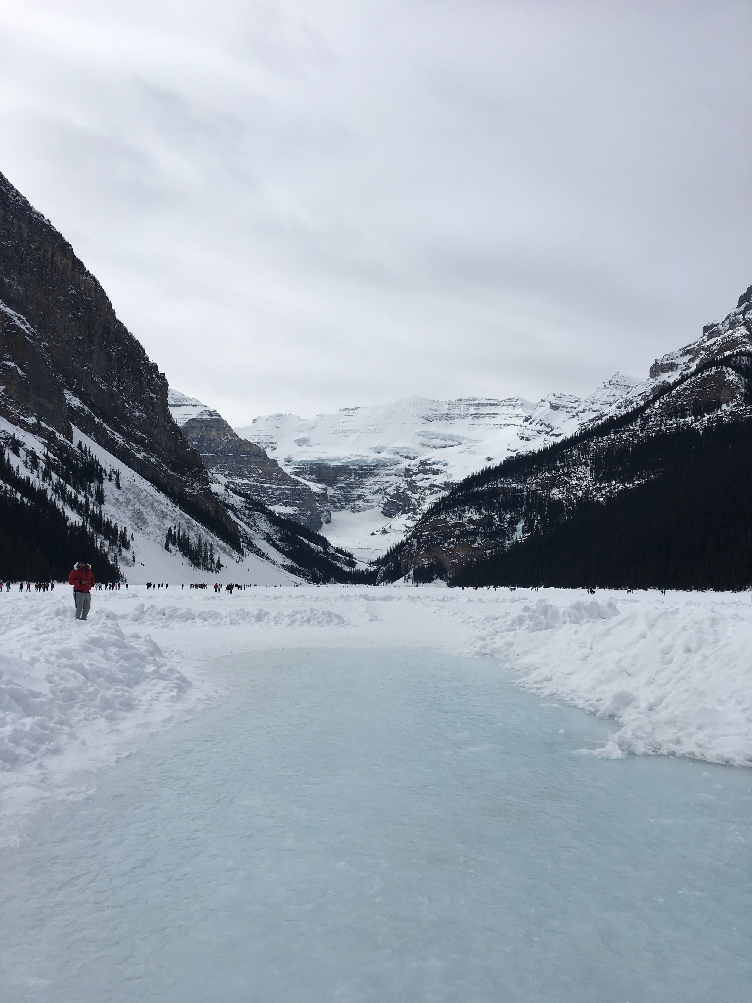 Lake Louise  Photo: Zach Husted