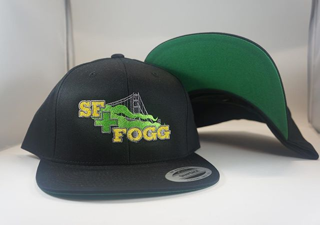Rep SFFOGG everywhere you go! We just got a fresh drop of snap-backs in & they are available in-store and for delivery - Just throw them in your 🛒 💨 We also have a lot of awesome merch in the works, So keep an eye out in the upcoming months! 💨 💨 #sffogg415 #dispensary #delivery #AdultUse #Recreational #wax #sf #flowers #medicalmarijuana #sativa #indica #hybrid #vape #vapecart #vaporizer #shatter #concentrates #c02 #painrelief #edibles #medicine #insomnia #sanfrancisco #marijuana #cannabis #sleepaid #PatientAppreciation