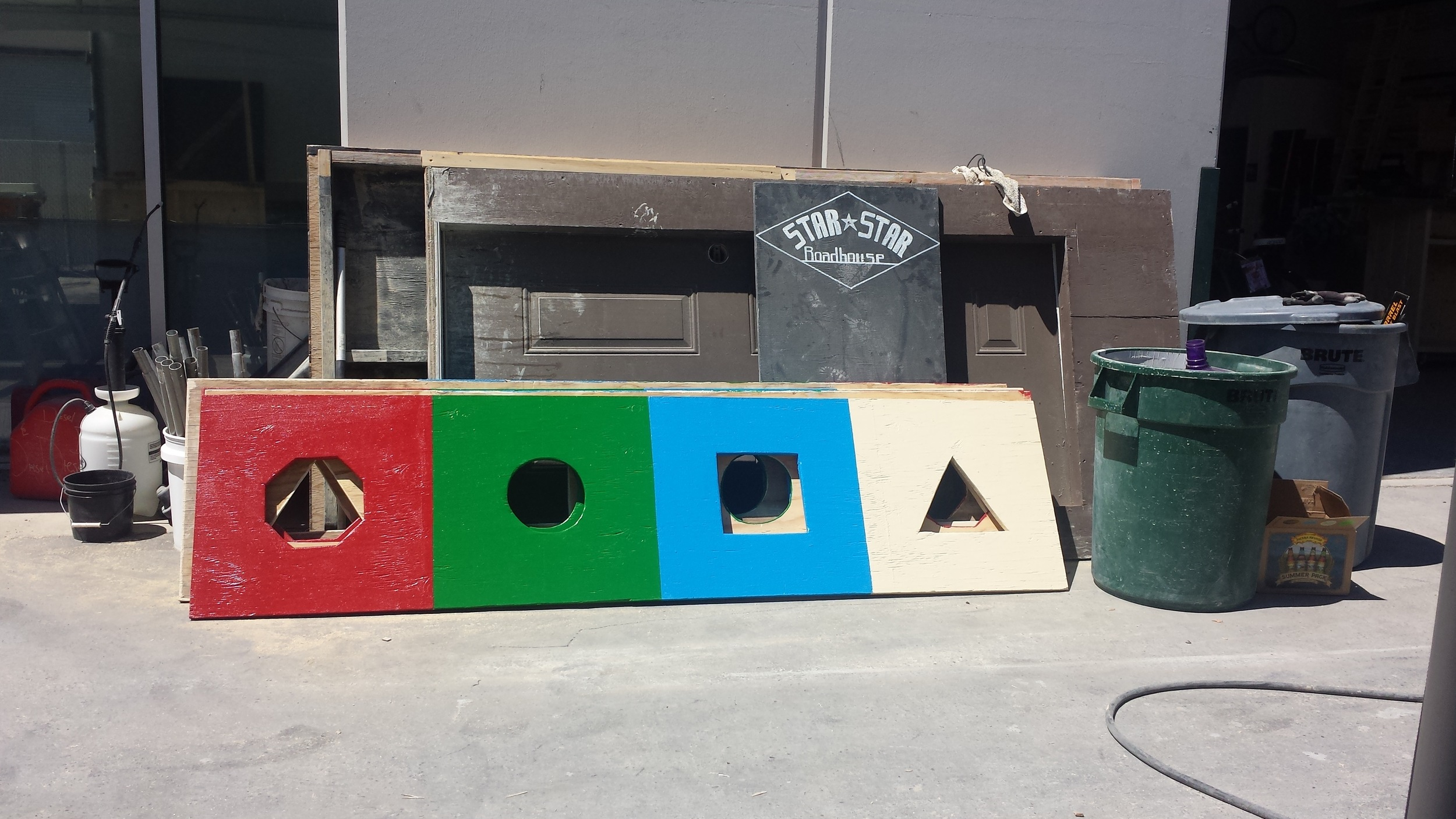Trash Toppers