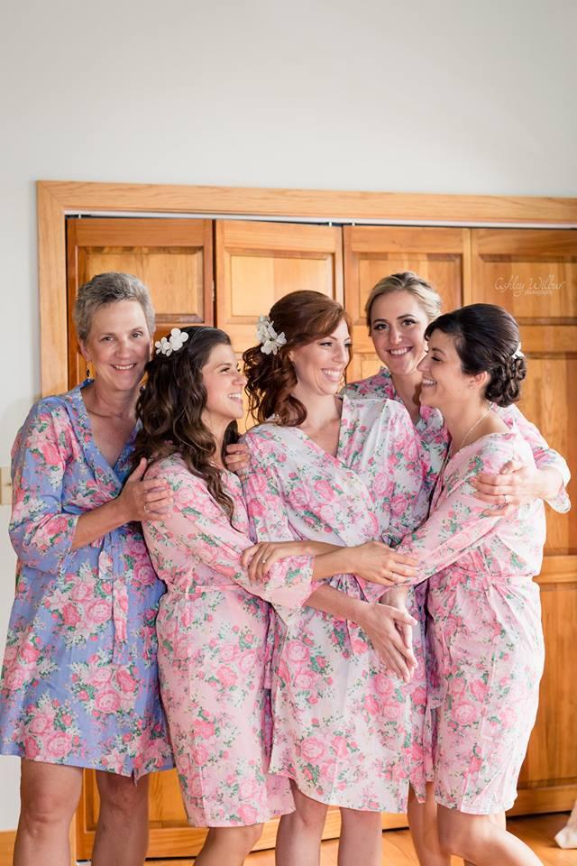 Bridal Get Ready - Saratoga Lake, NY Wedding