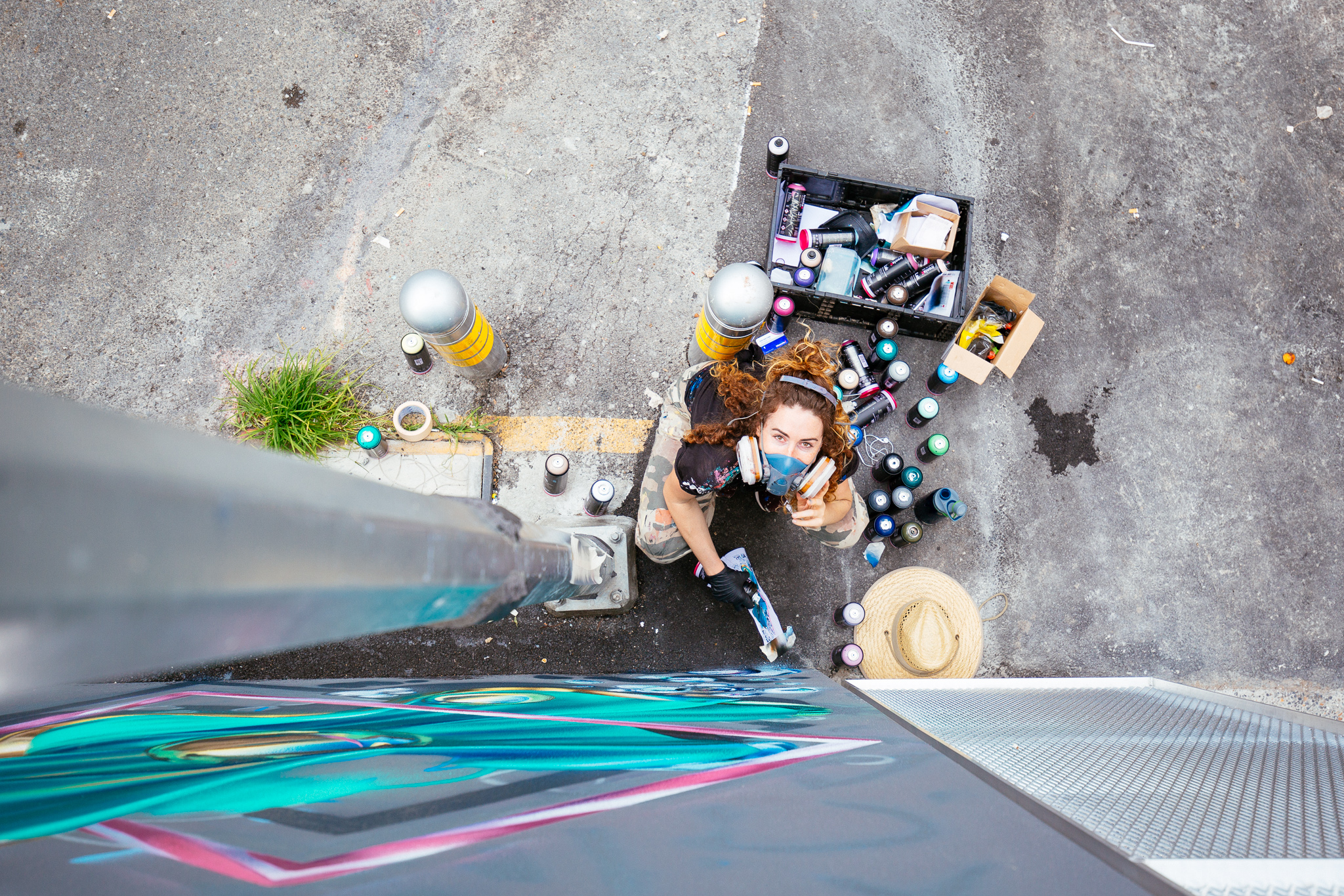 WE'RE A STREET ART AGENCY♧ - As a young, ambitious and culturally connected team, The Culprit Club take great pride in being fully immersed and connected with our culture, our community and our clients to deliver high-impact visual art that serves people and places around the world.