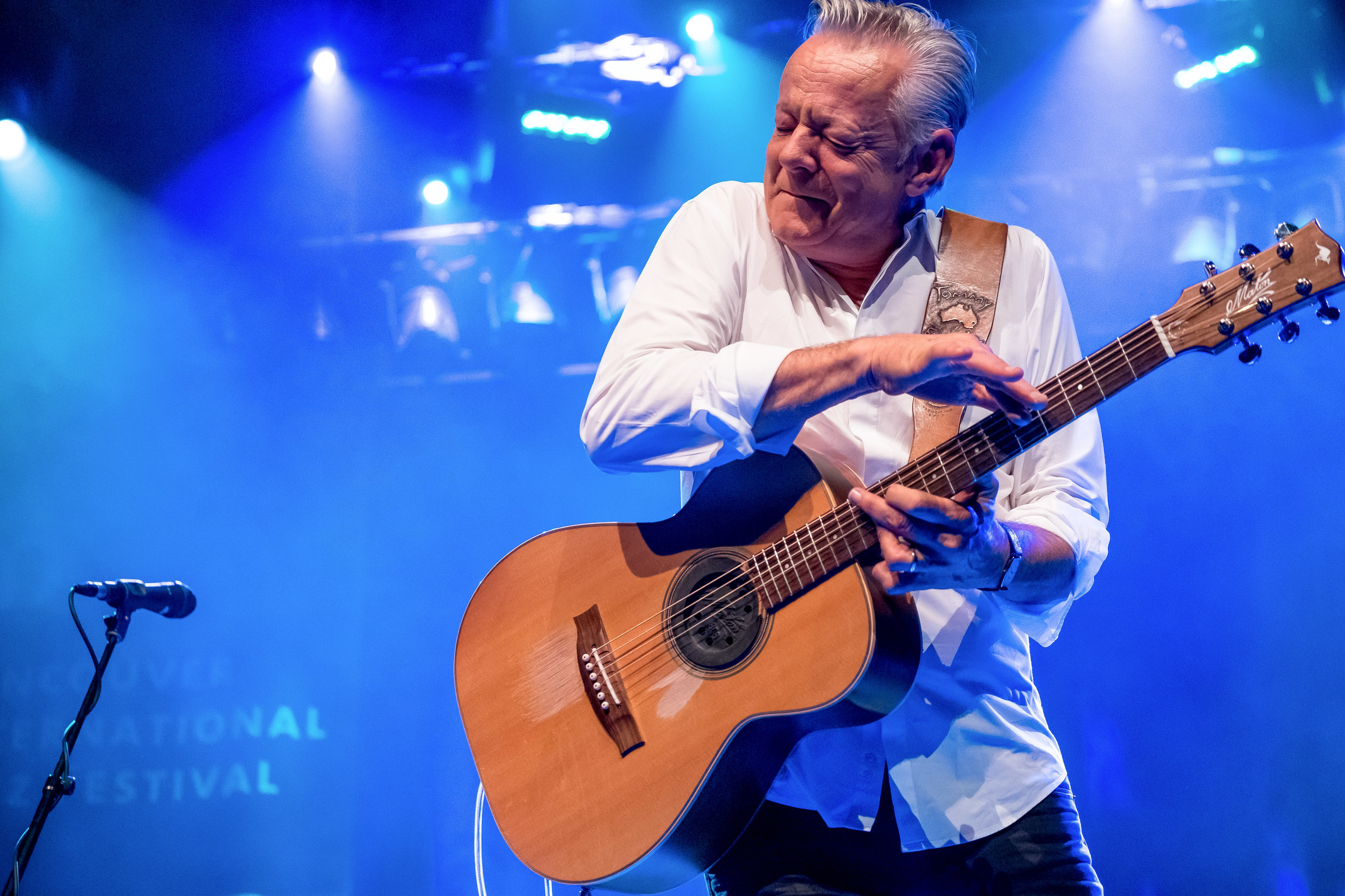 Tommy Emmanuel in Vancouver June 25.2017