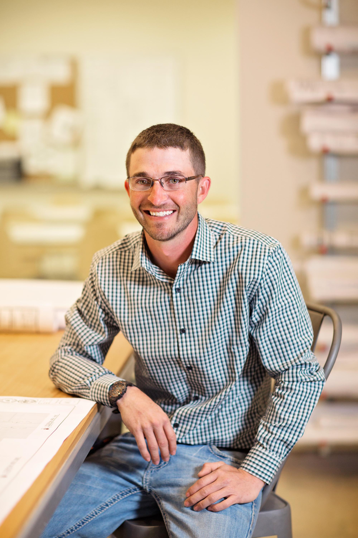 Ricky Pomes, Vice President of Operations