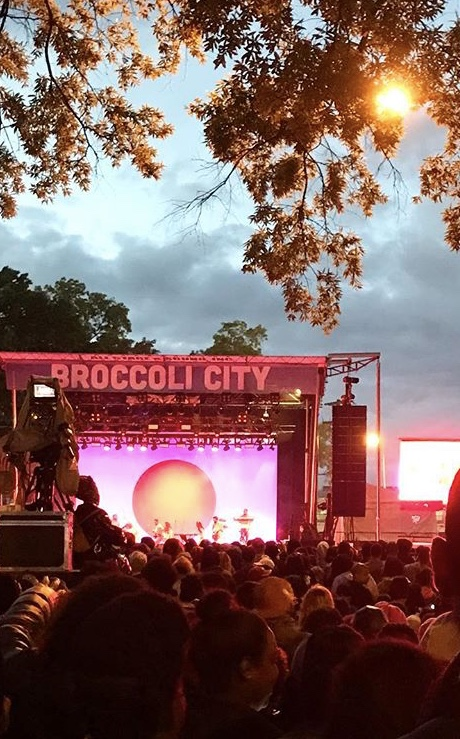 SOLANGEKILLED THE STAGE: - I attended the first ever Broccoli festival in 2013, and over the past 5 years, the line up and the festival itself have grown tremendously. Head over to the Broccoli City website (HERE) to learn more about the mission and the festival.