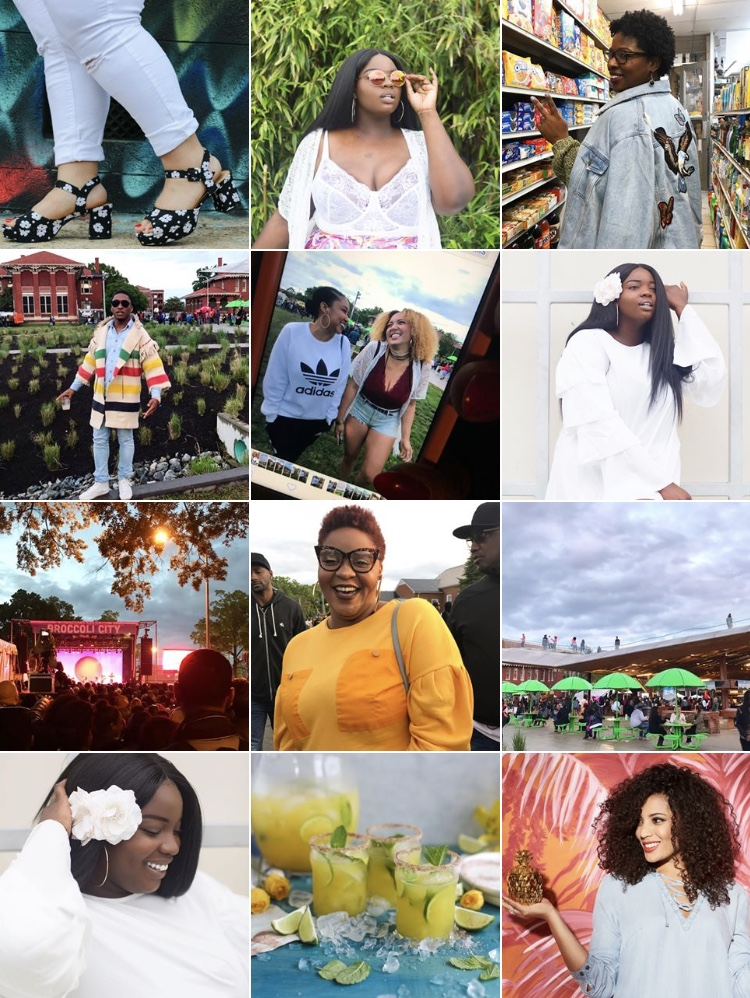 MYINSTAGRAM TAKEOVER: - Head over to Instagram to see pics from the festival. Also, make sure to follow me @onacurve and Simply Be @simplybeusa to keep up on new and exciting projects!