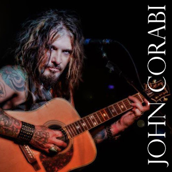 John Corabi (Motley Crue, The Scream, Dead Daisies, Union