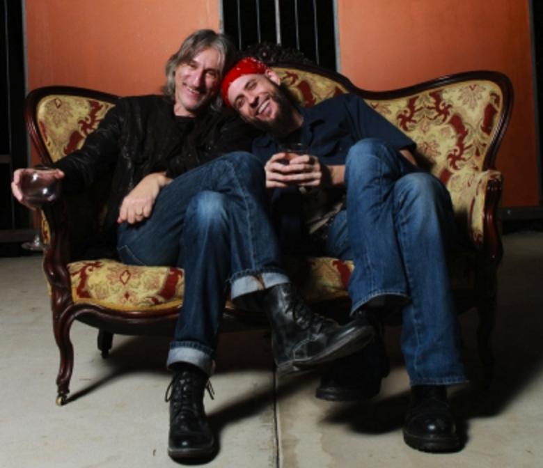 D.A.Karkos and Jerry Gaskill