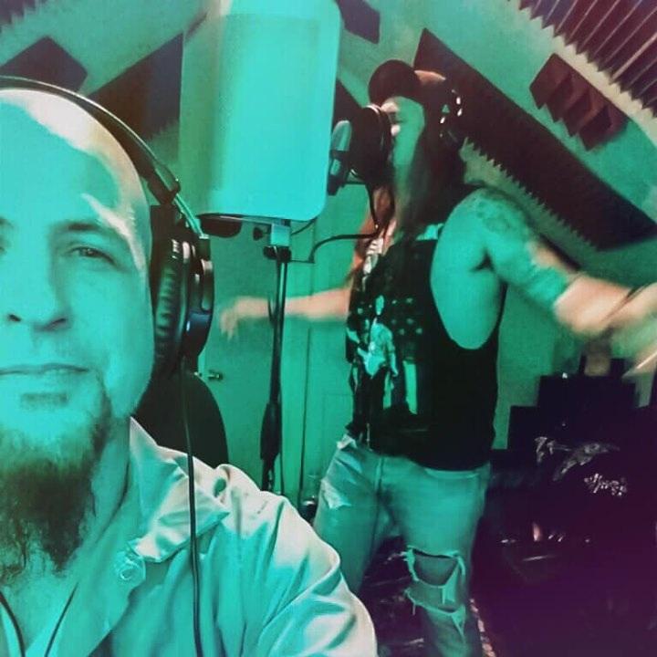 Making music with Jeff Shields (BLACKFOOT/STEREOSIDE/STONE GLORY) 2019!