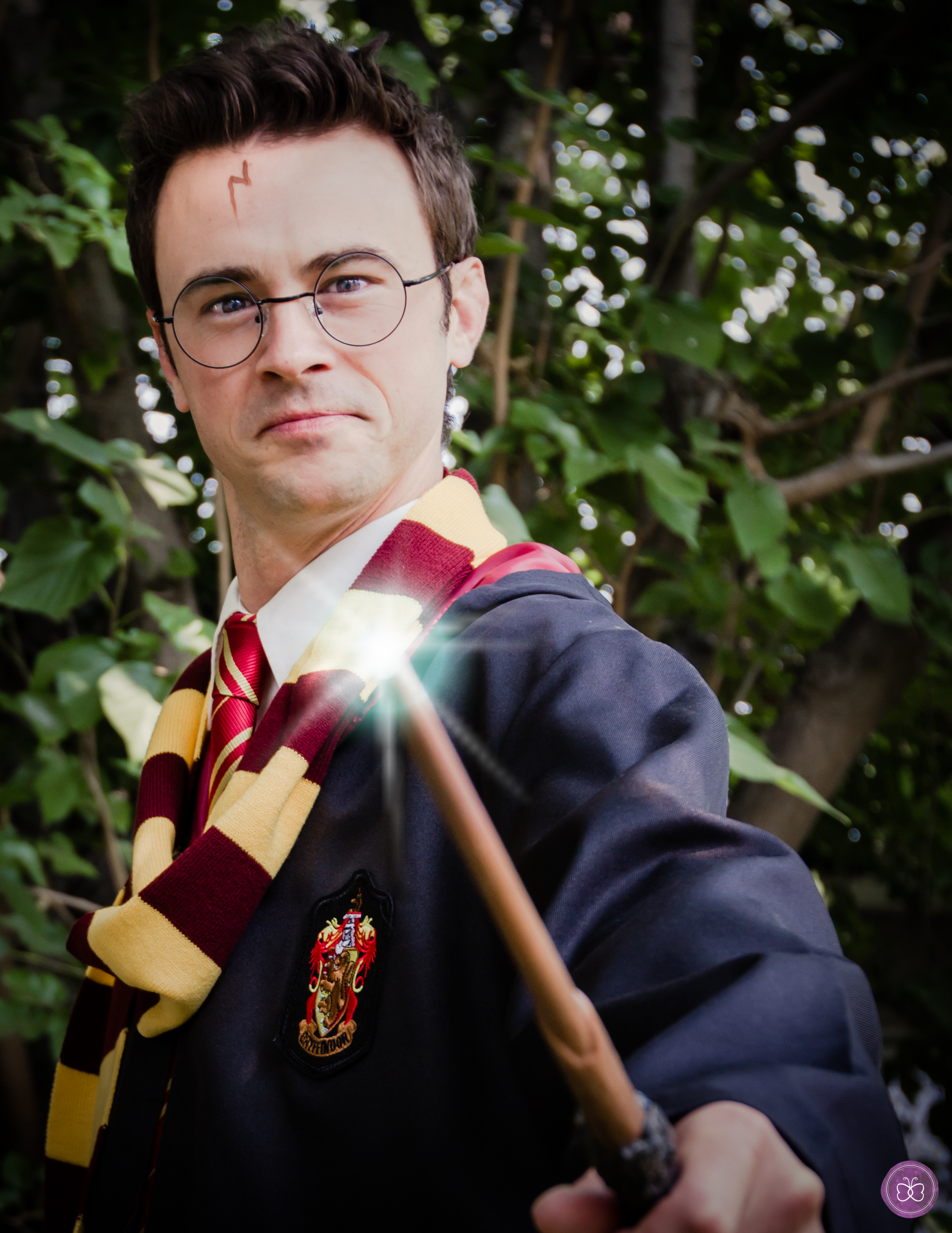 harry potter lookalike party character los angeles