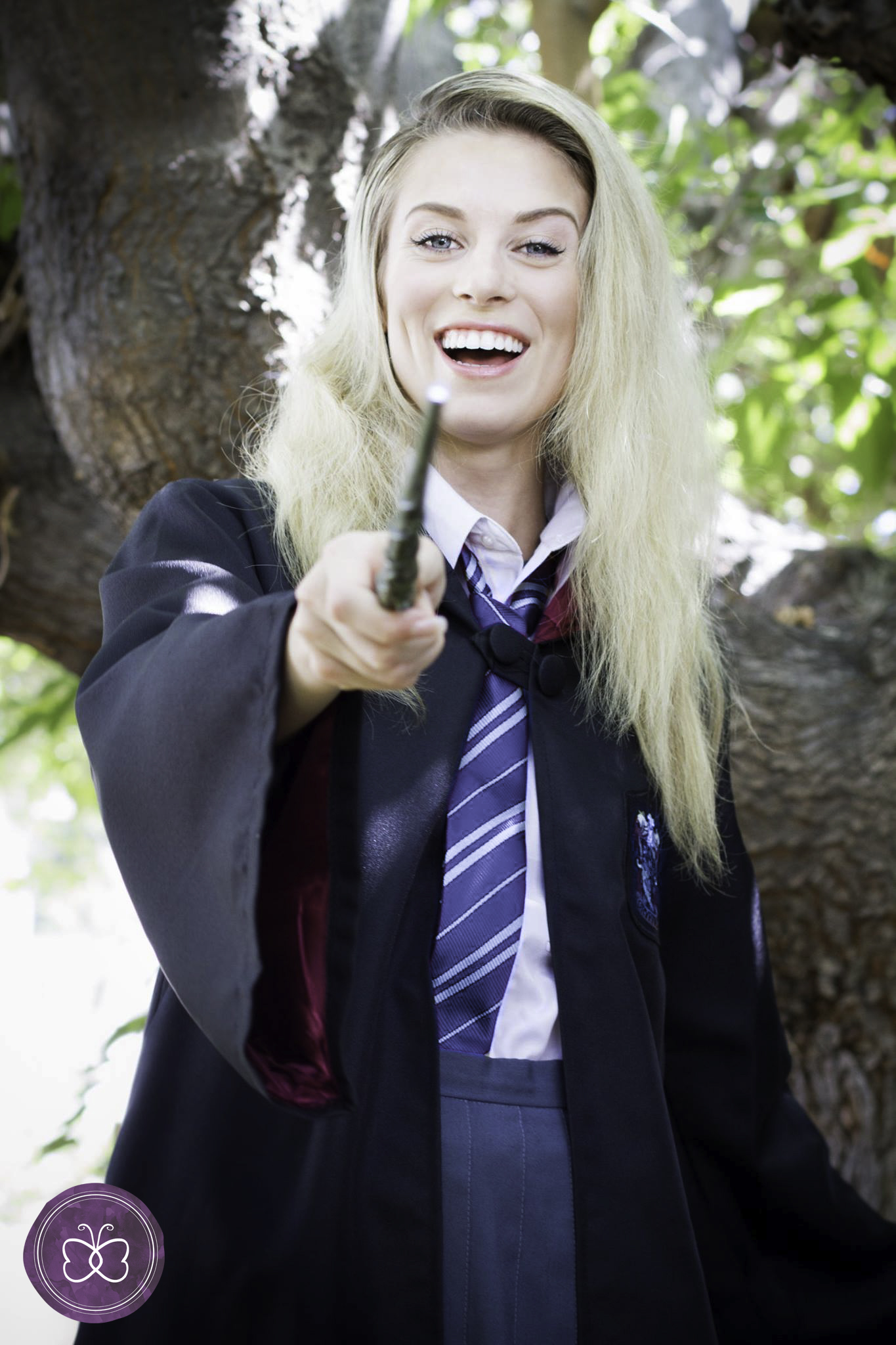 luna lovegood lookalike potter party character los angeles