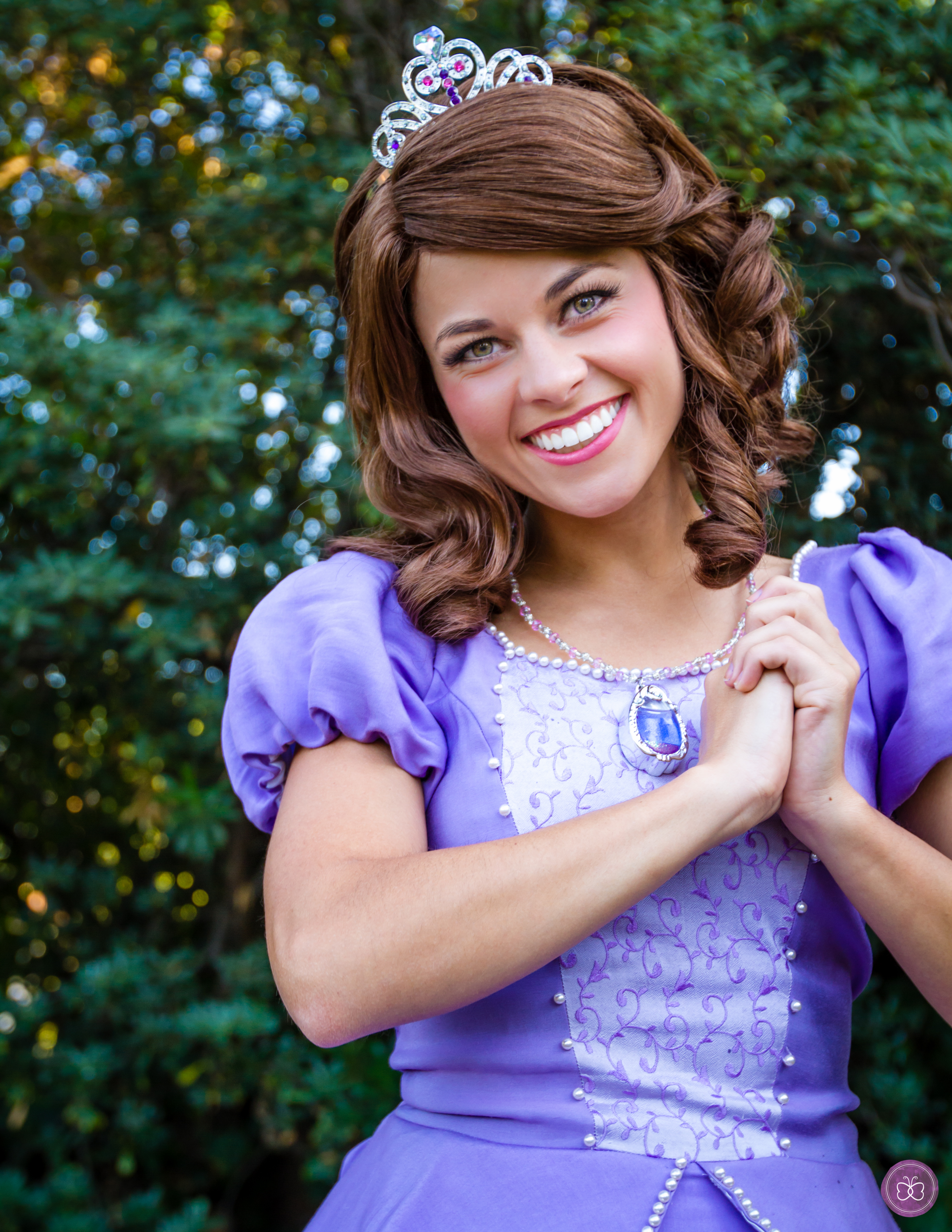 One of our cast members even had the honor of playing the very first lookalike of Sofia the First for Disney Live! on tour.