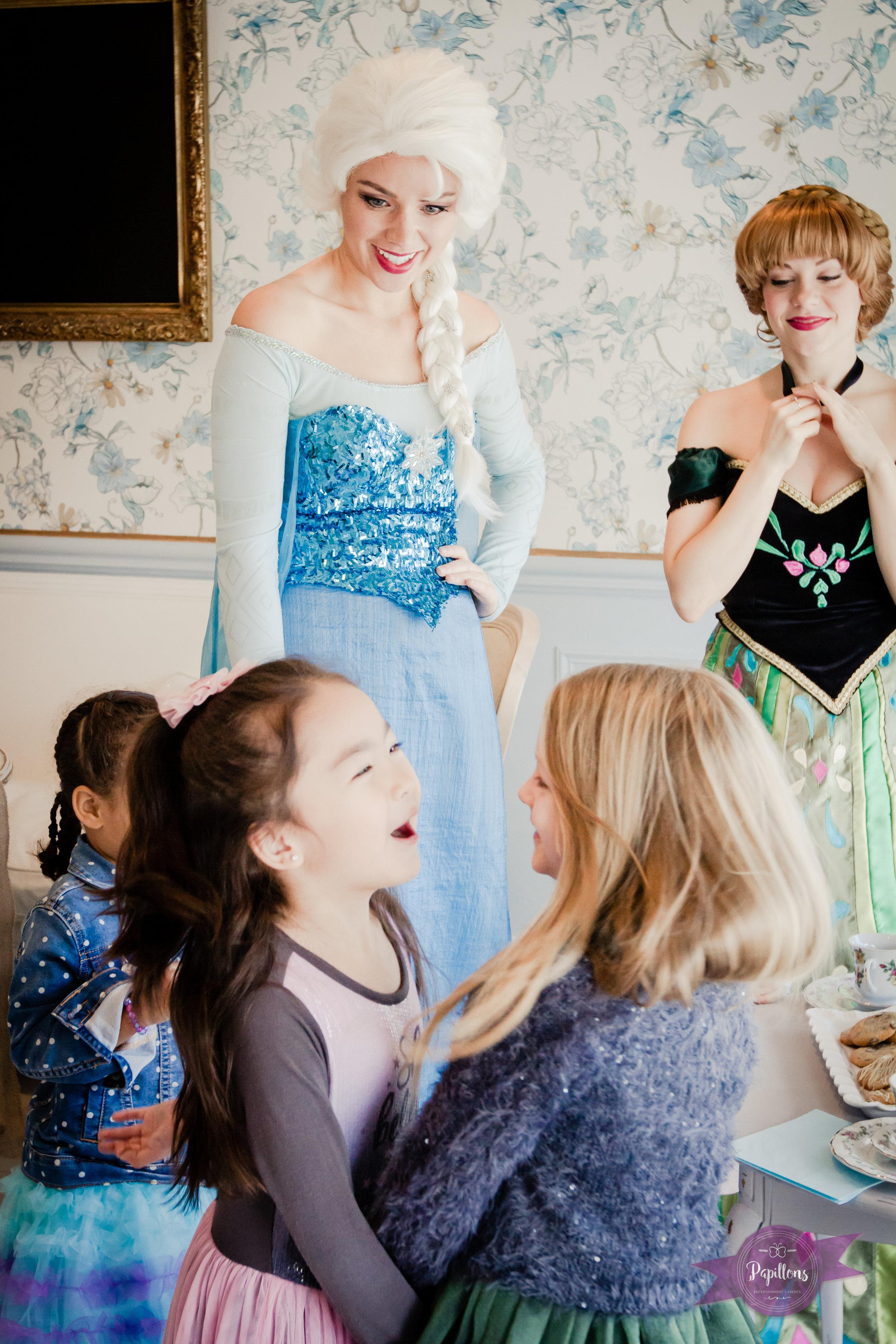 french confection co best friends queen elsa princess anna kids tea party burbank los angeles (1 of 1).jpg