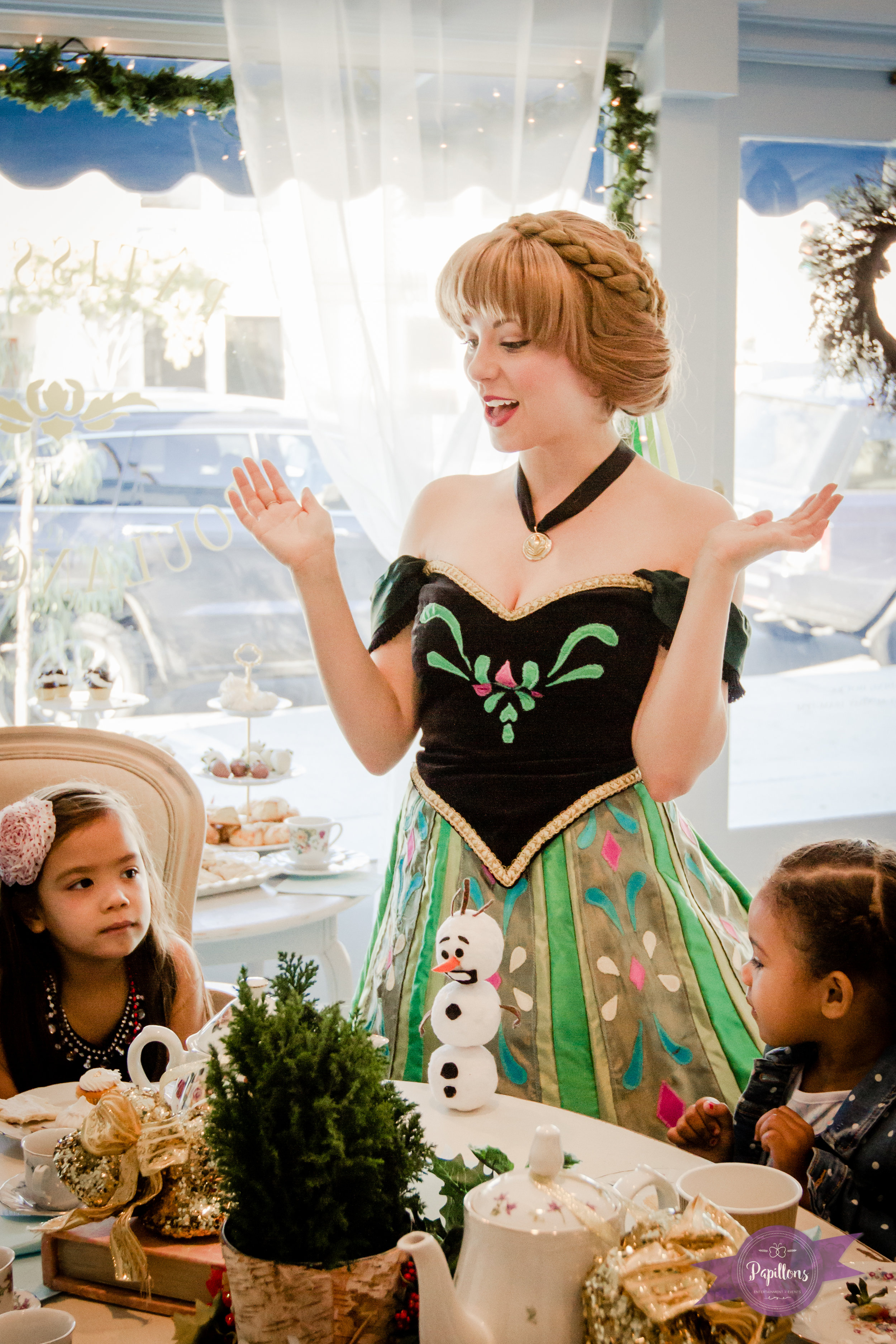 princess anna builds snowman tea party french confection co burbank (1 of 1).jpg