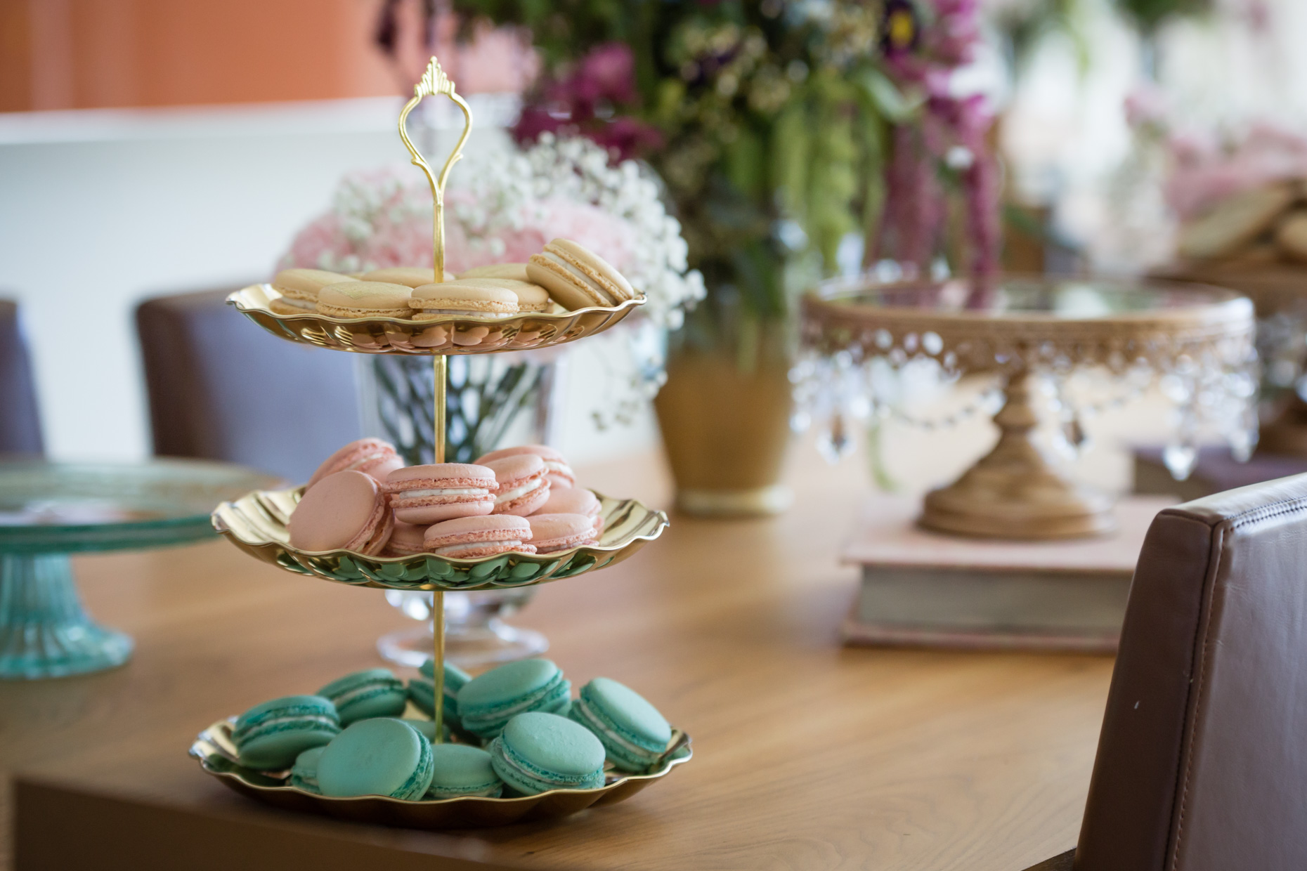 macarons at princess party beverly hills by french confection co.jpg