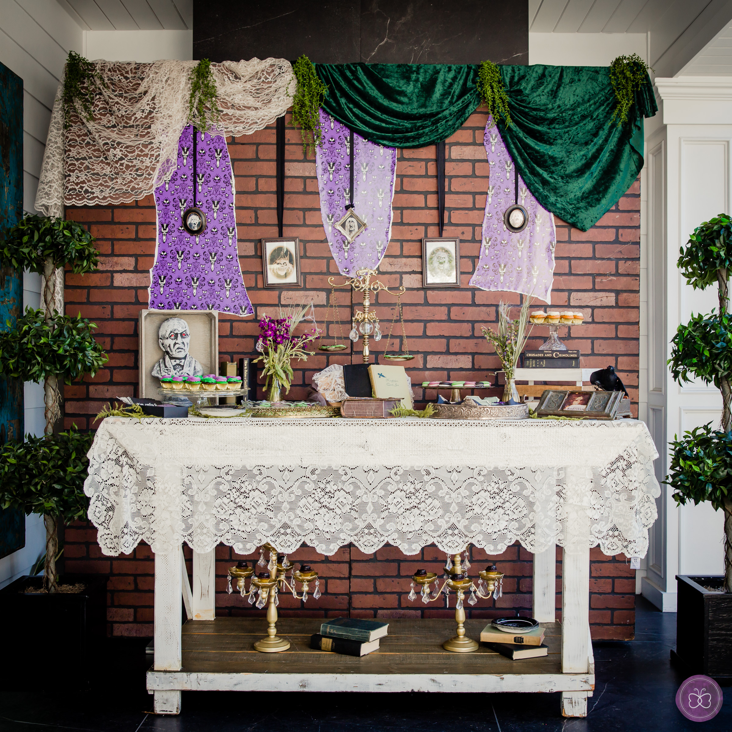 Haunted Mansion Halloween Party by Papillons Entertainment Events Los Angeles--18.jpg