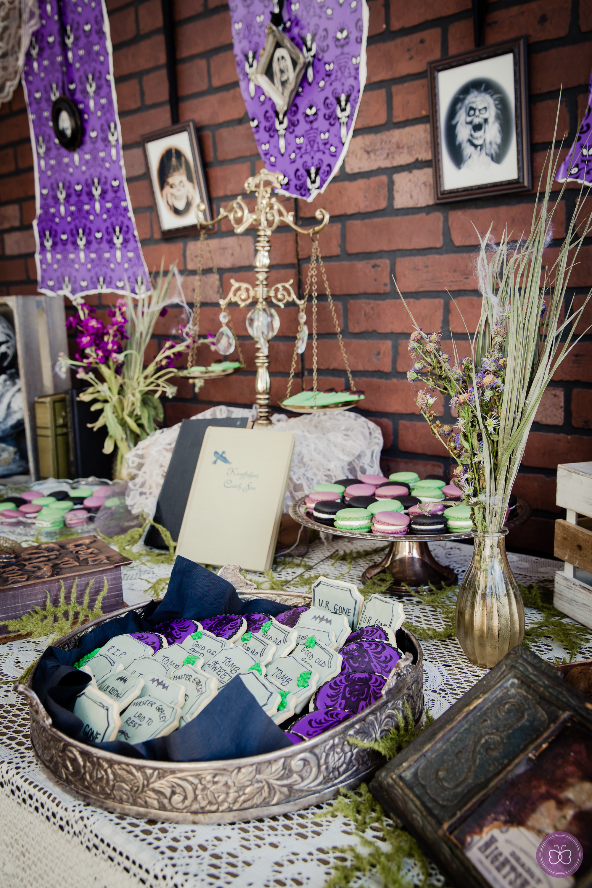 Haunted Mansion Halloween Party by Papillons Entertainment Events Los Angeles--20.jpg