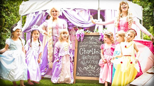 Have you seen our #popupprincessparlor?  It's just about birthday party season once again as school starts-up this September, so if you're looking for a unique, incredibly high quality, interactive experience for your child's next birthday, consider our turn-key dress-up party solution. Princesses included! 👸  Visit popupprincessparlor.com for details, pricing & more!