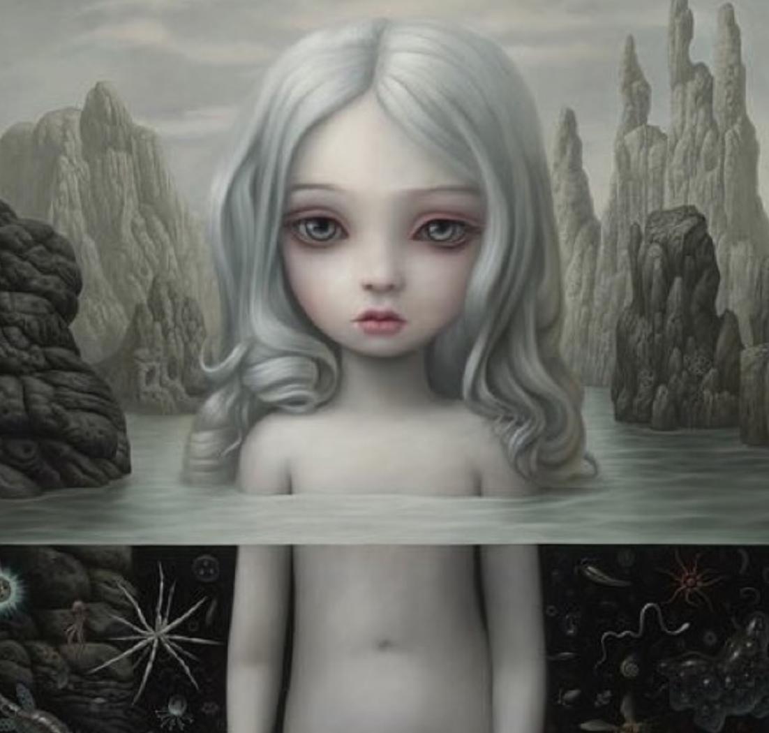 Aurora by Mark Ryden 2015