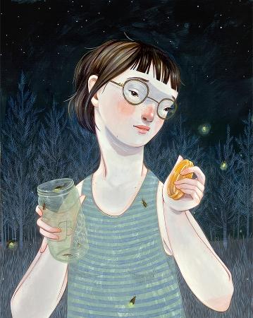 'Fire Flies' by Rebecca Green