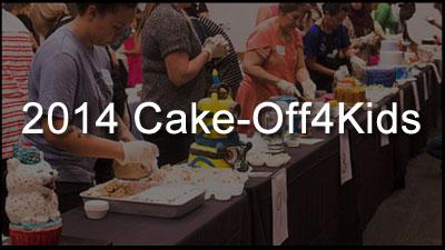 2014 CakeOff4Kids