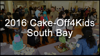 2016 Cake-Off4Kids South Bay
