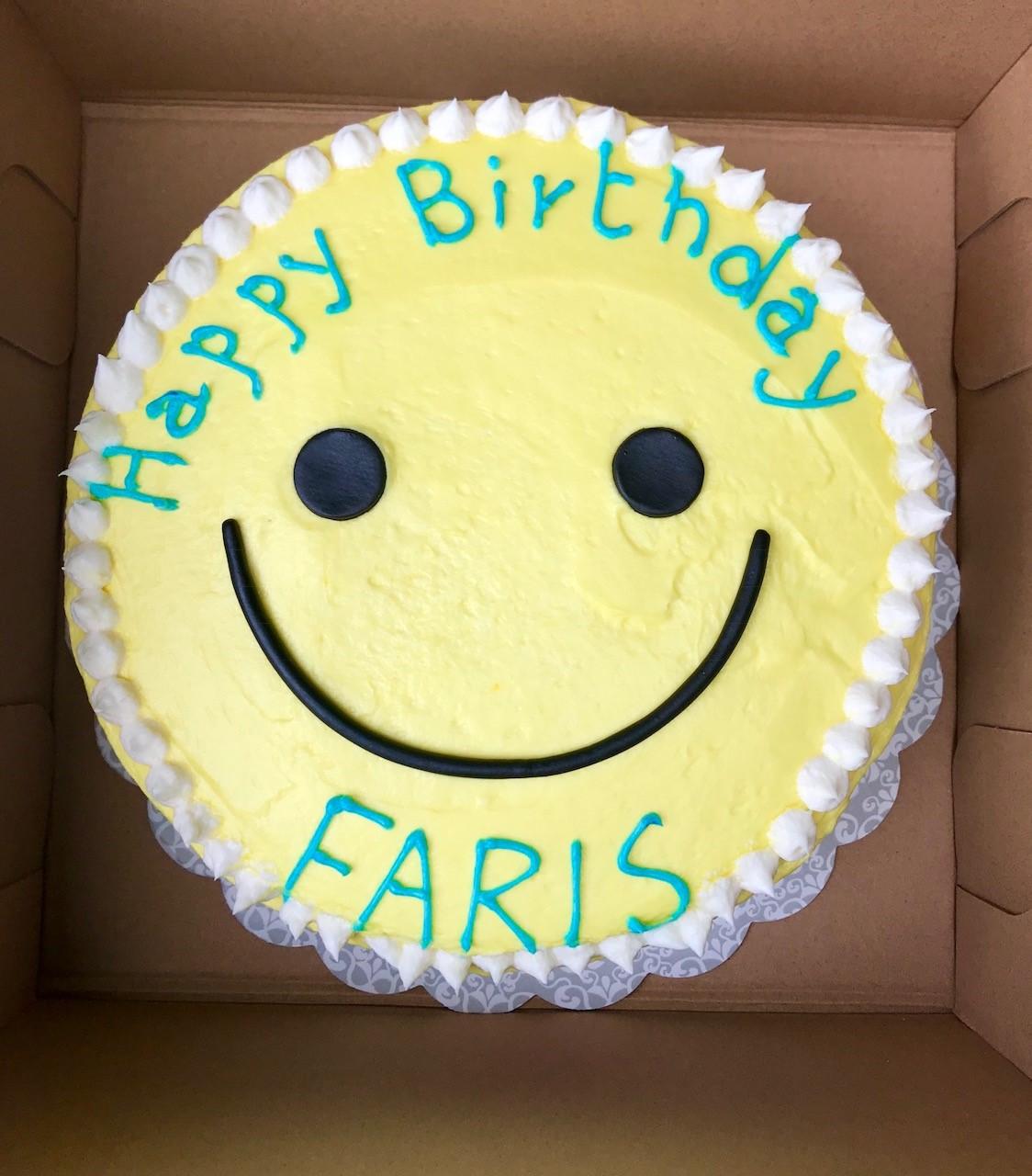 Faris Happy Face Cake.jpg
