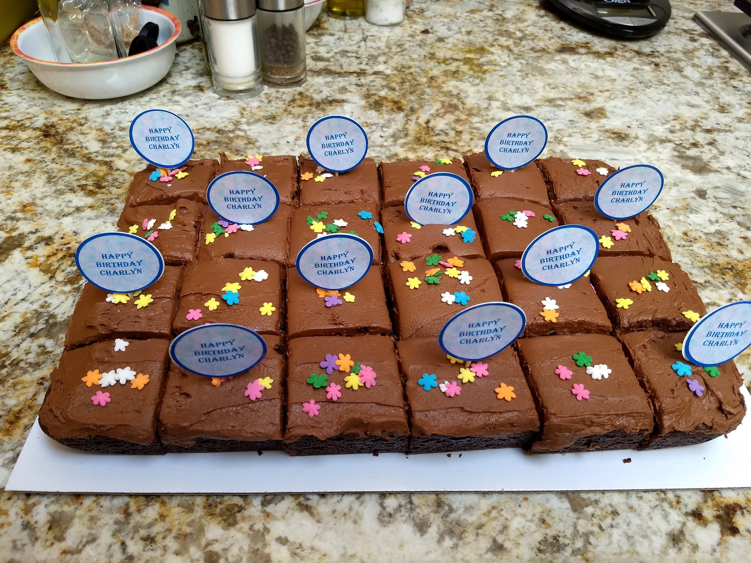 Chocolate frosted brownies.jpg