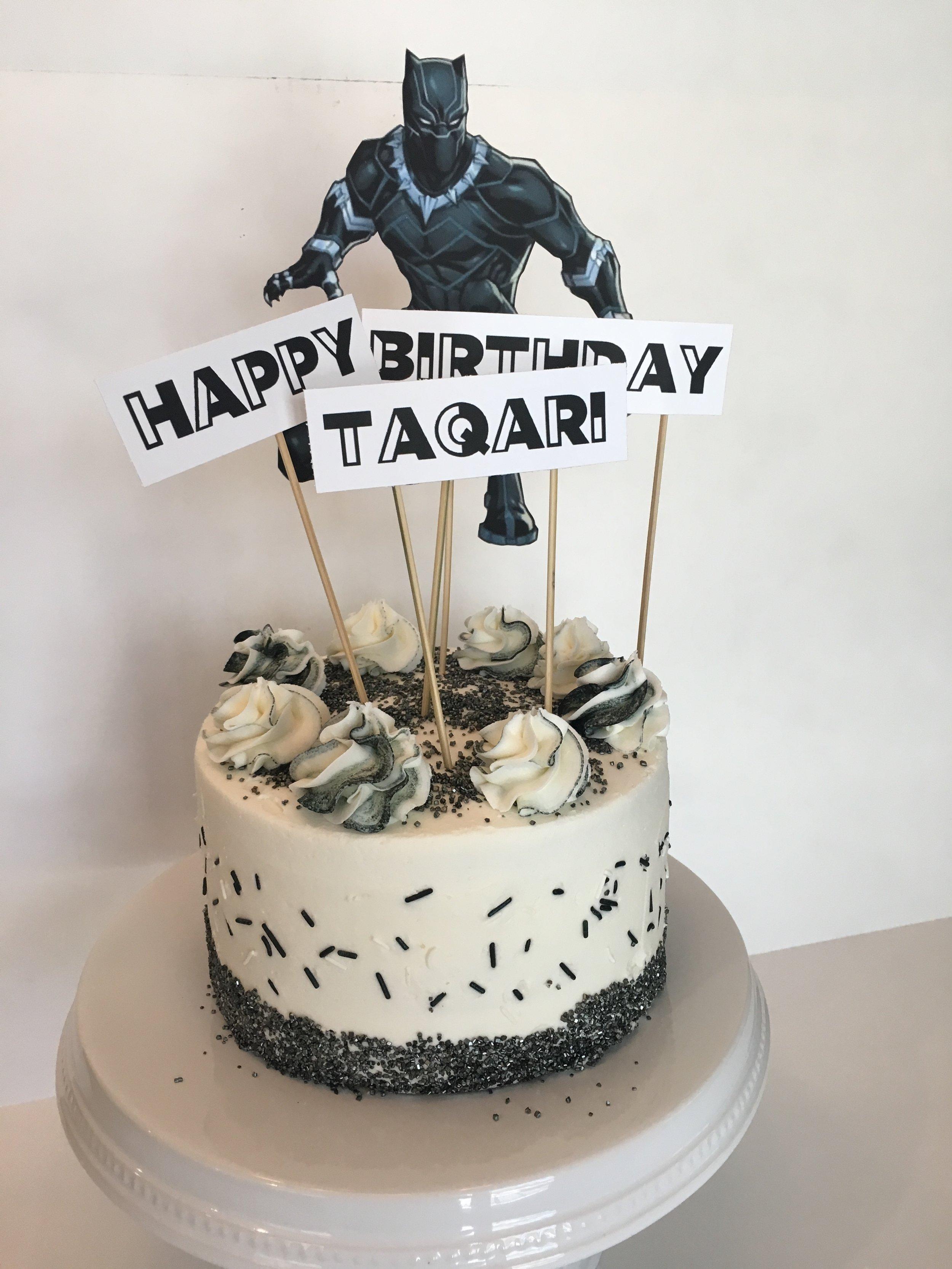 Black Panther Cake.jpeg
