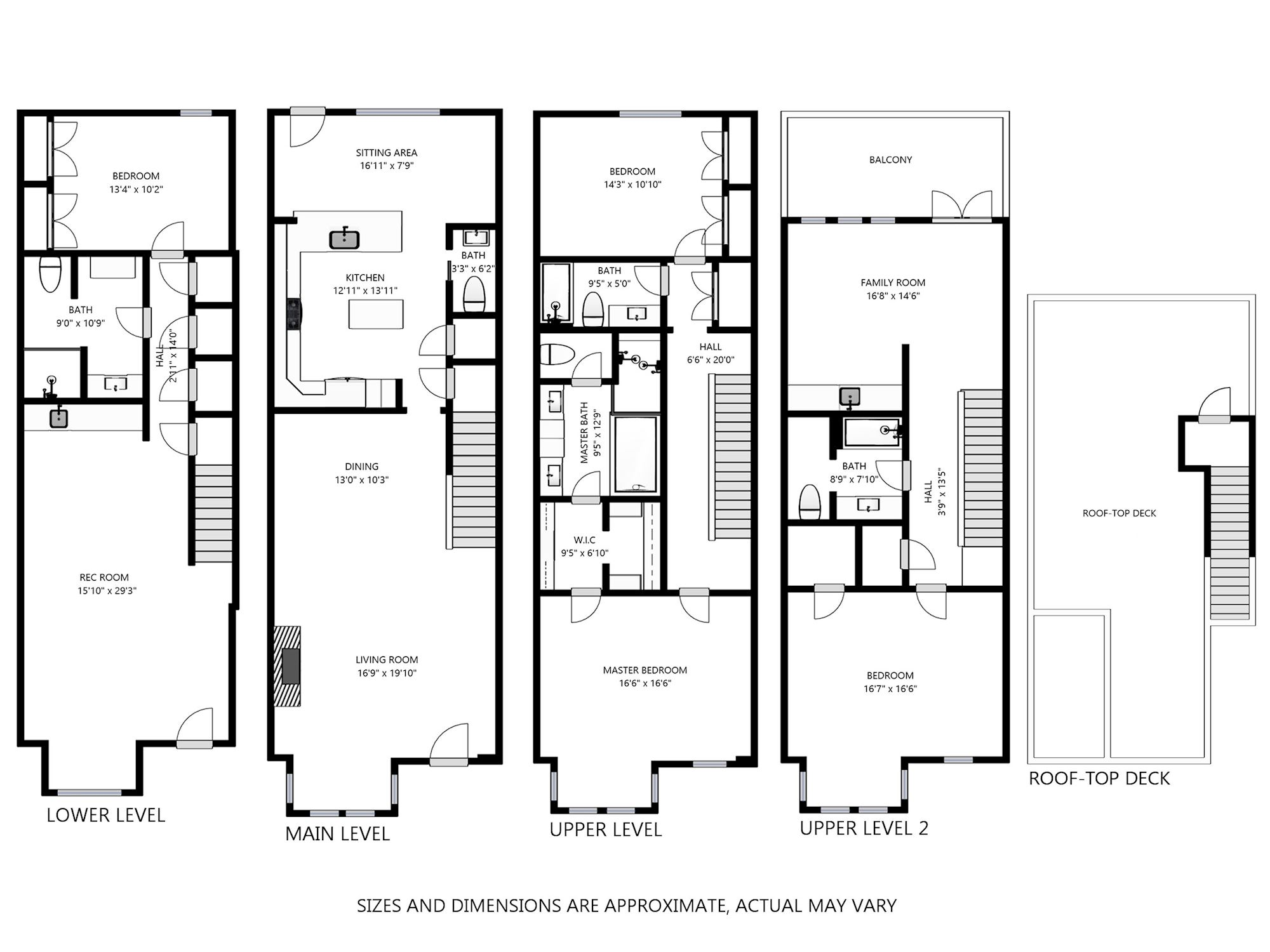 Floorplan provides an approximate representation and is deemed reliable, but exact measurements and features are not guaranteed. Any measurements or features material to the buyer should be confirmed by a field measure.